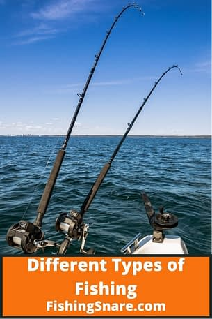 popular types of fishing