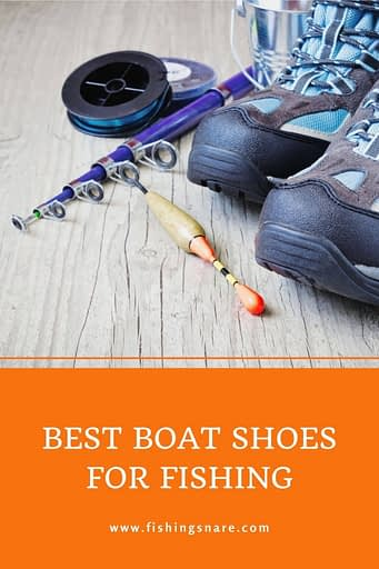 boat shoes for fishing