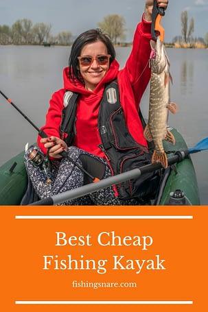 cheap fishing kayak