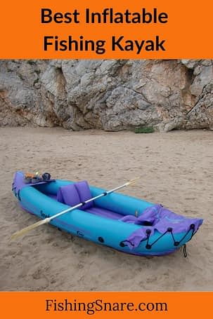 inflatable kayak for fishing